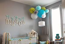 little man room / by Amanda Byington