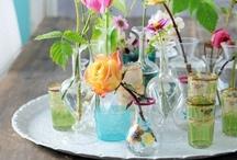 flower deco / by Motoko Sasaki