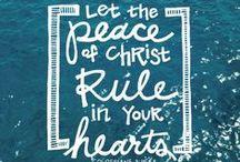Have a Little Faith / by Caroline Dill