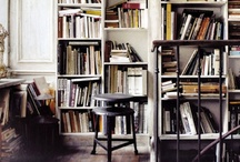 bookshelf / by Motoko Sasaki