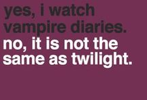 The Vampire Diaries & The Originals / by Ali Newsom