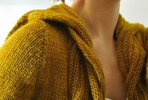 Knitting patterns  / by Veronica Smith