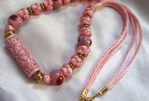 Macrame jewelry / by Veronica Smith