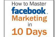 Facebook Marketing / Everything to do with #FacebookMarketing. This board covers everything! / by 90DayEntrepreneur