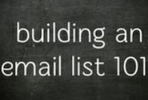 Email Marketing / by 90DayEntrepreneur
