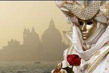 Carnaval veneciano,máscaras  / by Mercè