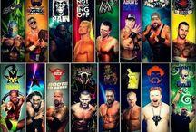 Wrestling - WWE / by Lisa Molyneux
