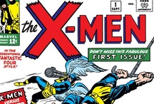 Comic Covers / Comic Books-famous first issues, first appearances, and comics I grew up reading / by Inner Geek