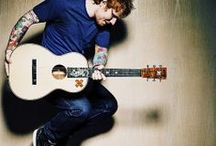 Ed Sheeran / by Angelica
