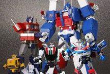 Transformers / by Inner Geek