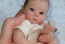 Dolls/Tiny Cuties and Rubber Dollies / by dolores wiley