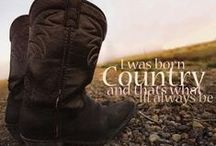 Country music / by Ashley Loftis