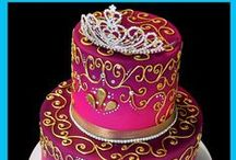 Cakes / by KC bakes 4U