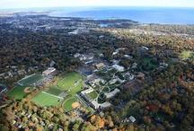 Around Fairfield, CT / by Fairfield University