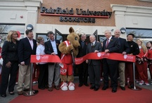 The Bookstore / Events at our downtown bookstore and stag gear available for purchasing. / by Fairfield University