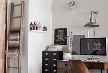Inspiring Work Spaces / by knotsewcute