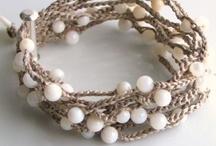 Crochet Jewelry / by knotsewcute