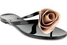 Flip Flops & Sandals / by Sandra Simper