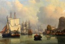 Sea and  seafarings / by วิสิษฐ์ แสงสว่าง