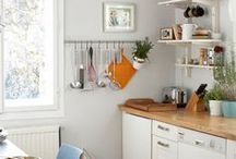kitchens / by Peggy Brown