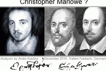 Shakespeare Authorship / Who Wrote Shakespeare? / by Andis Kaulins