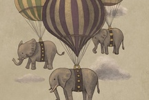 Love For Elephants  / by Happy Tiah