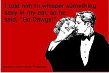 Go Dawgs / by Mary Stephenson