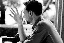 Tom Hiddleston / by Jenna Hill