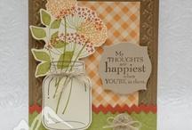 Card Ideas-Autumn / by Jude Fischer