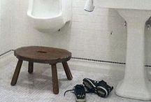 New House | Boys' Bathroom / by Jen Meneghin Photography