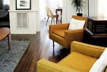 New House | Main Living Room  / by Jen Meneghin Photography
