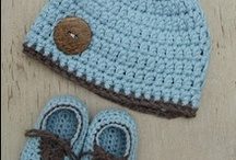 Cute Baby Crochet Patterns! / by The Yarn Box
