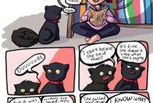 Cats / by Carroll Konopacki
