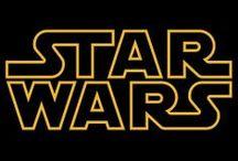 Star Wars  / My favorite movie series, I love anything Star Wars. / by Jackson Farmilo