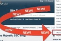 Our Tools / Showcases the wide range of powerful tools available we have to offer at www.majesticseo.com   / by Majestic SEO