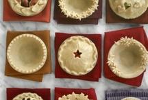 Pies - Tartes / Tourtes / by My American Market