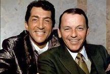 Dean Martin and Frank Sinatra / by Fauzia