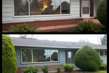VanIsle Home Transformations / Check out some of our customer's homes before and after their Centra Transforamtions - It's amazing the difference a window can make on your view! Featuring Home Renovations in Victoria, Nanaimo, Port Alberni. / by Centra Windows Inc.