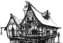 RPG - Fantasyinspiration! / by Daniel Dahlbom