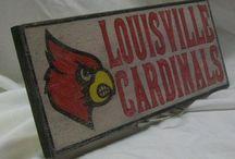 Louisville Cardinals / by April Branham