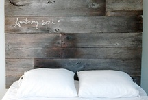 Fun Rustic Minimalist ;) / Rustic Minimalist or Cozy Industrial  Lots of Light --  Lots of Wood -- Love Teal & Grey & Airy  :D / by Julie Reynolds Forrest