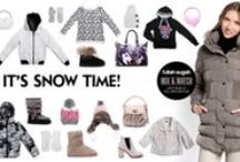 It's snow time! | AW 2014 / Warm and stylish all the time! Το κρύο καλά κρατεί και η #fullahsugah σας προτείνει ζεστές, στιλάτες επιλογές για τις εξόδους σας από το σπίτι! / by Fullah Sugah