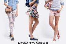 How to wear! / by Fullah Sugah