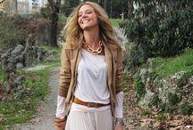 Outfit catalog / Women clothing / by Hristina Kovacheva