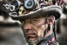 Steampunk / by Kimberly Hoblet