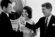 Jackie and all those Kennedys / by Cyndi Vidal