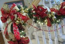 Holiday DECOR / Decorating for the Holidays / by Amber Teater