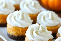 Pumpkin Yummies / I think I could eat pumpkin in just about anything.  These ideas look especially dee-lish. / by Skooks' Playground