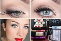 Glitz n' Glam / Hair, Make-Up,Nails, and Beauty Tips / by Alexa Jane