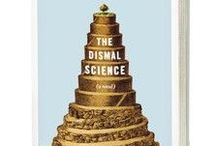 The Dismal Science / Peter Mountford's work on The Dismal Science has won grants from 4Culture, Seattle's Office of Arts and Cultural Affairs, and the Elizabeth George Foundation. His short fiction and essays have appeared in the Atlantic, Best New American Voices 2008, Conjunctions, Salon, Granta, ZYZZYVA, and the Boston Review. He's currently a writer-in-residence at the Richard Hugo House and at Seattle Arts and Lectures. He lives in Seattle, Washington. / by Tin House